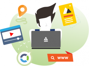 Crea un contenuto web per procedure e piccoli corsi
