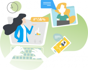 Organizza un webinar e invita i tuoi utenti